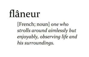 flaneur_essay