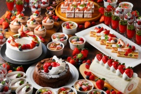 dessert buffet